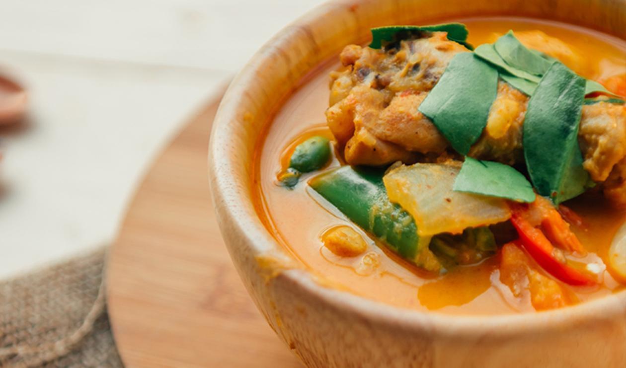 Curry Massaman – recette