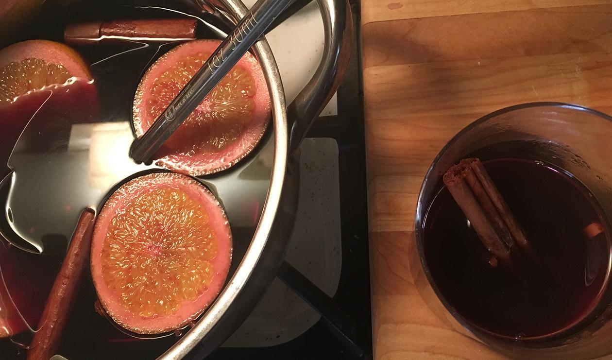 Gluhwein – recette