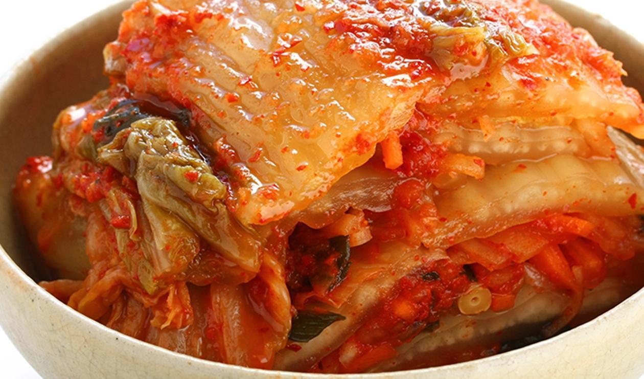 Kimchi – recette