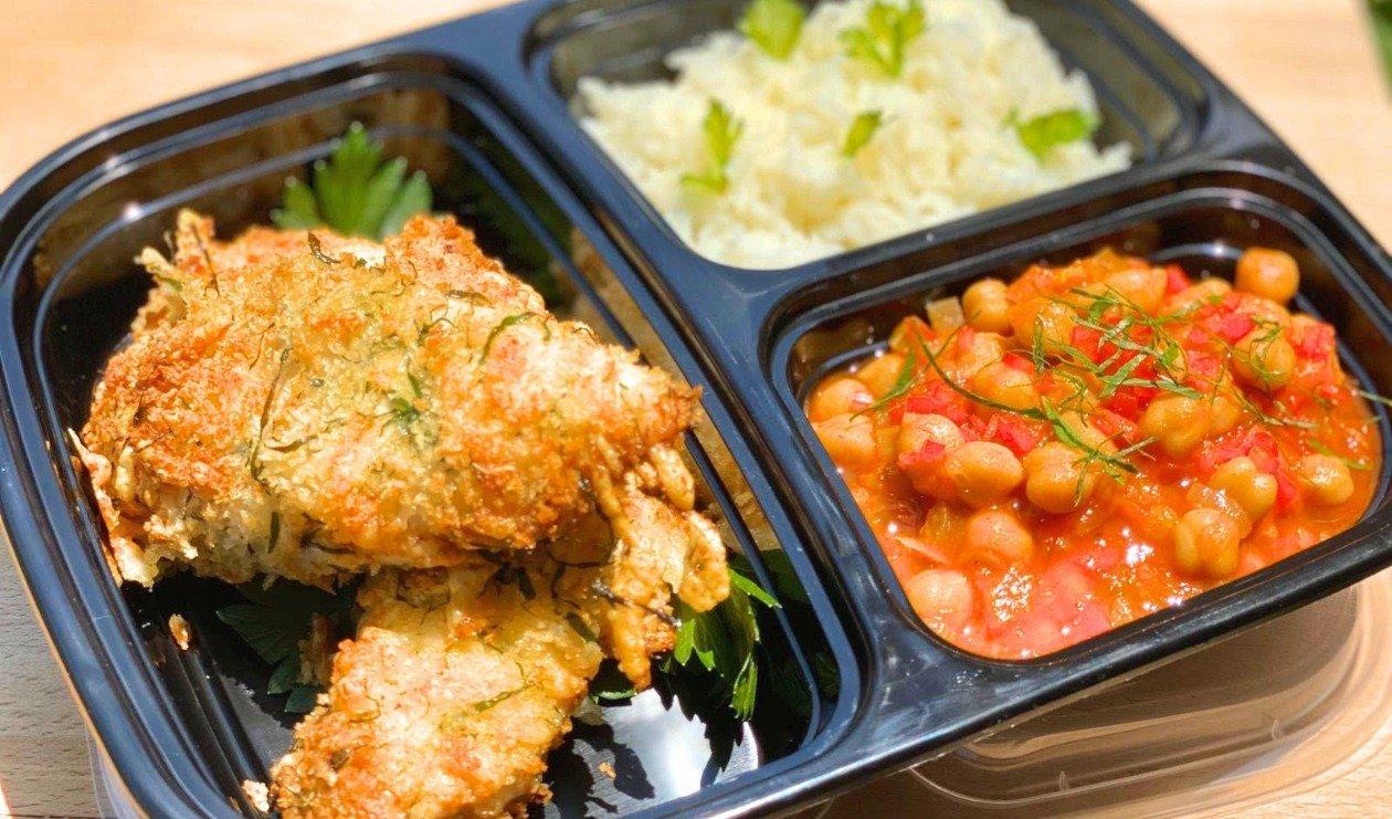 Manchego Chicken Tenders – recette