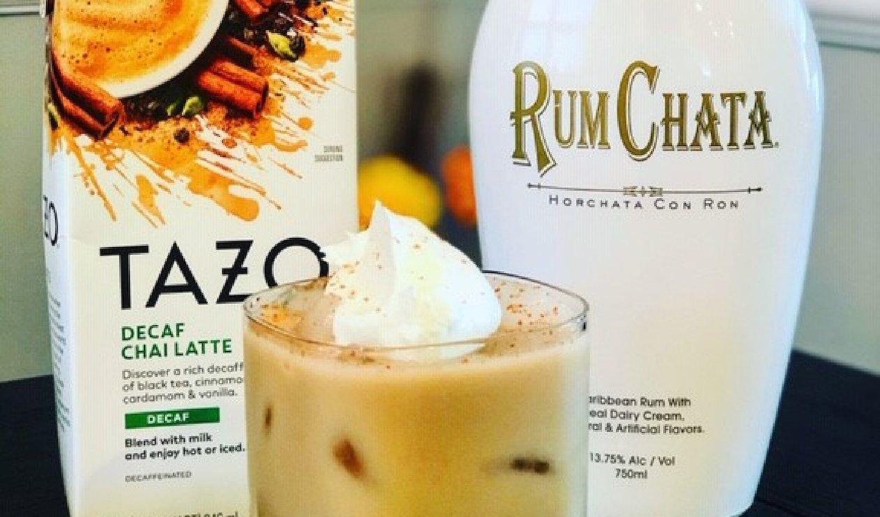 Rumchata Chai Latte – recette