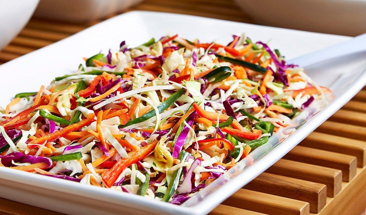 Salade de Chou épicée Façon Sud-ouest – recette