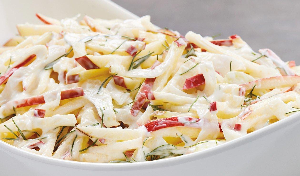Salade de Fenouil aux Pommes – recette