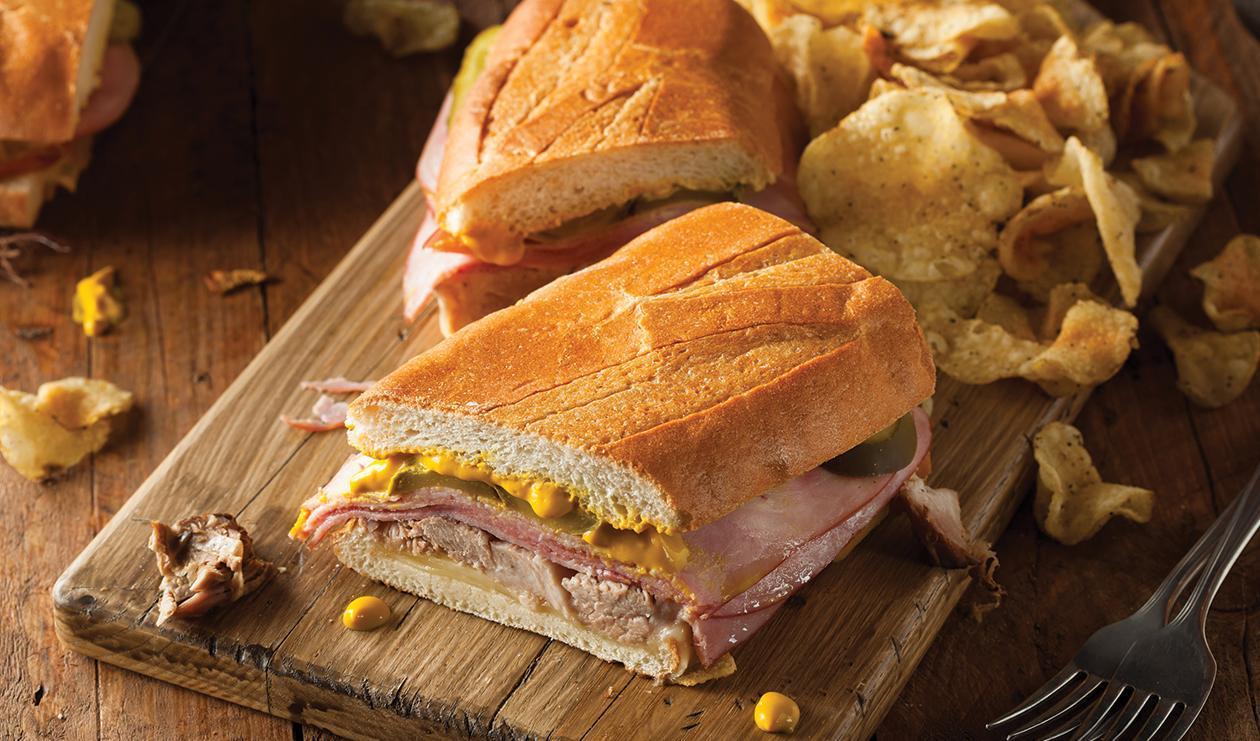 Sandwich Cubain – recette