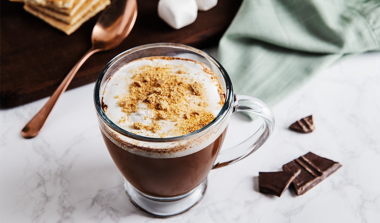 Sippable S'mores – recette