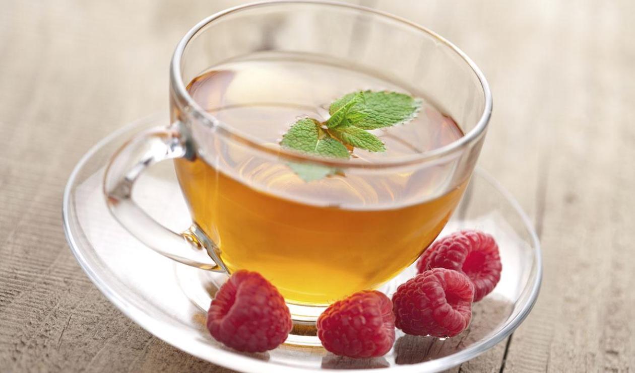Thé Vert à la Pomme et à la Framboise – recette