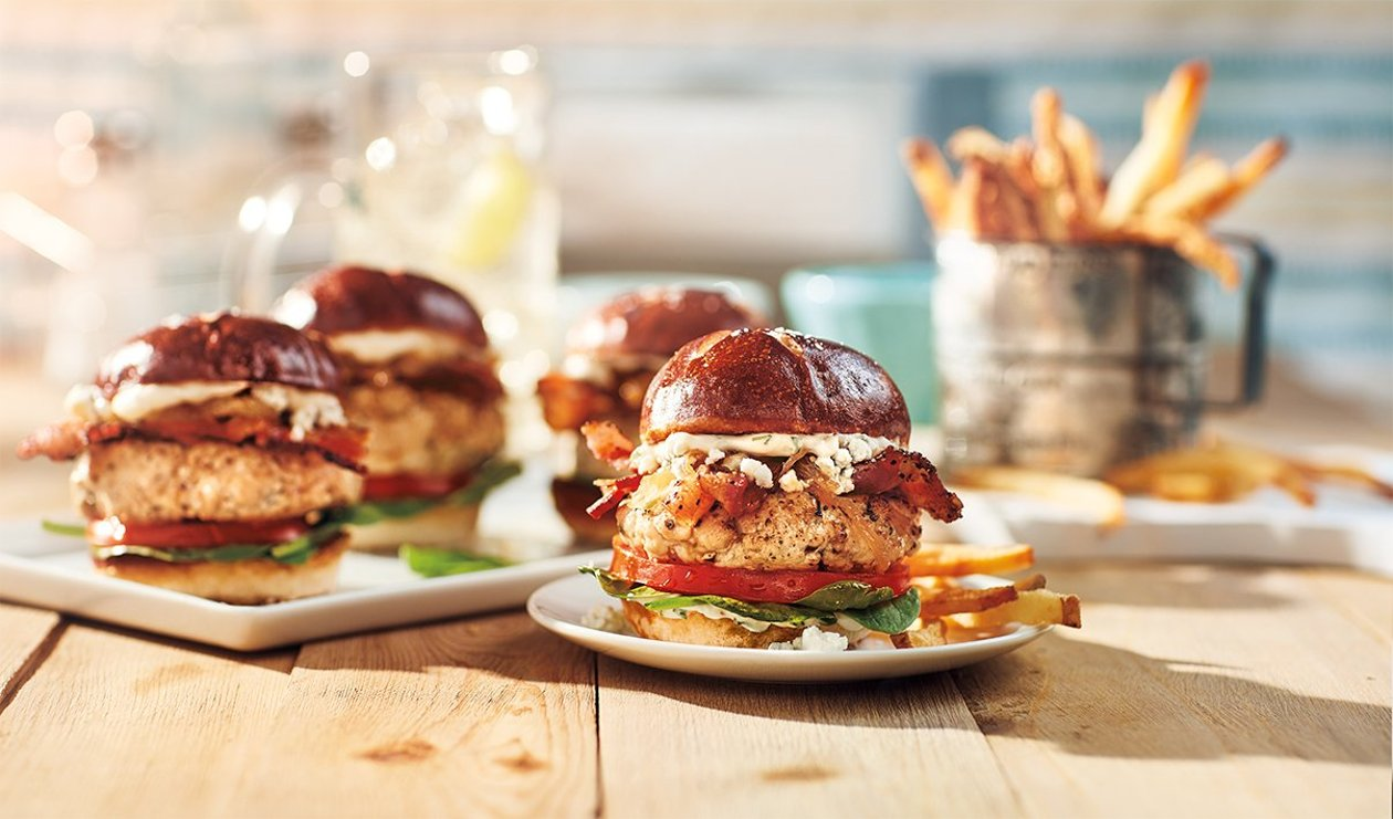 Turkey Sliders – recette