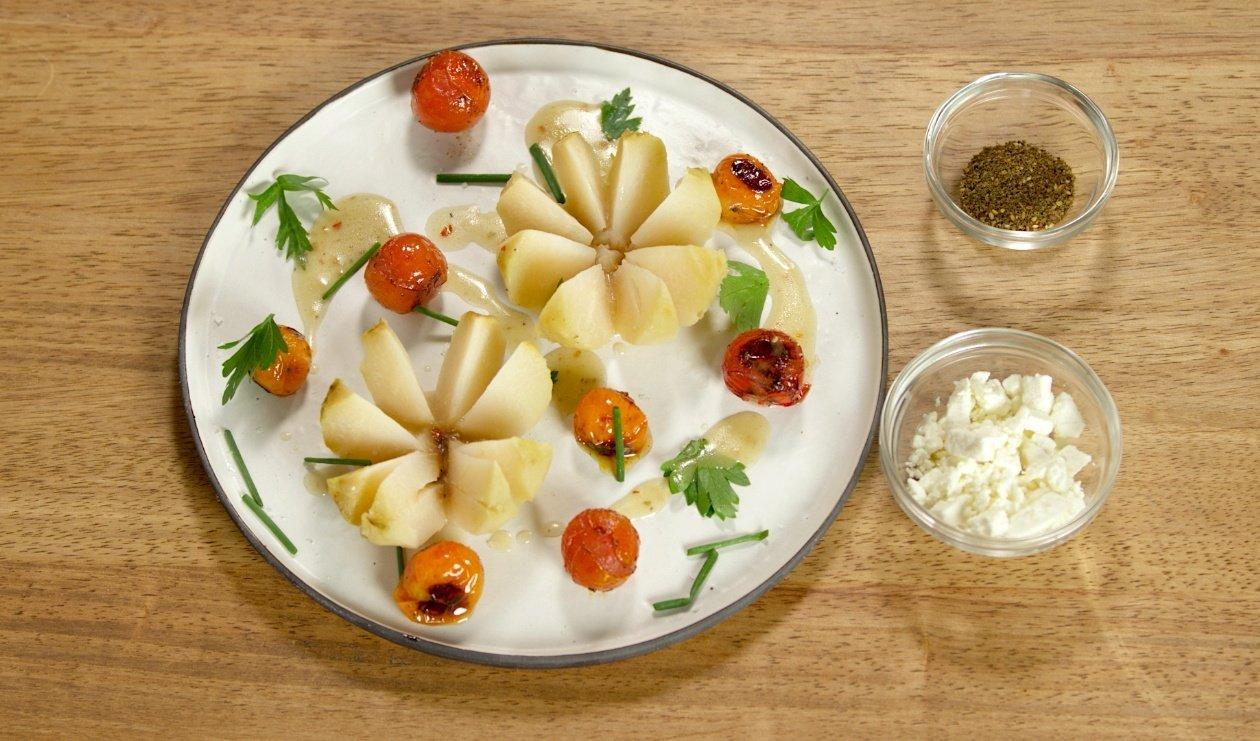 Whole Roasted Kohlrabi – recette