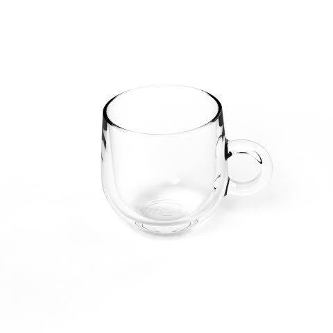 12 Tasses en verre Lipton