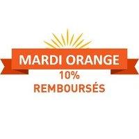 10% de votre pré-commande remboursés pour le Mardi Orange par UFS ! (Vous allez recevoir un 2nd email pour la démarche à suivre).