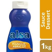 Alsa Sauce Mangue-Abricot 1kg