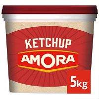 Amora Ketchup seau de 5 Kg