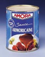 Amora Sauce Armoricaine boîte de conserve 800g
