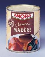 Amora Sauce Madère  boîte de conserve 800g