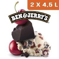 Ben & Jerry's Bac Cherry Garcia -  2 x 4,5L