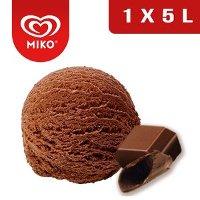 Carte d'Or Crème glacée Chocolat noir - 5 L