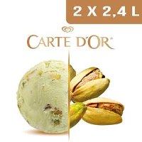 Carte d'Or Crème glacée Pistache - 2,4 L