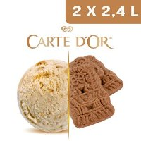 Carte d'Or Crème glacée Speculoos - 2,4 L