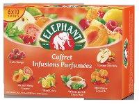 Elephant Coffret Infusions 50 Sachets Enveloppés