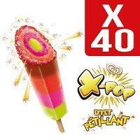 Glace Xpop x 40