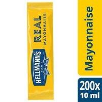 Hellmann's Mayonnaise - Carton de 198 dosettes  de 10ml