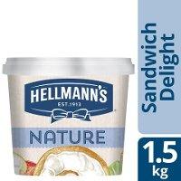 Hellmann's Sandwich Delight Nature 1,5 Kg