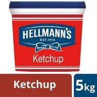 Hellmann's Tomato Ketchup Seau 5 kg