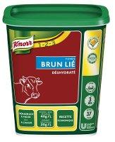 Knorr 1-2-3 Fonds Brun Lié déshydraté 750 g jusqu'à 37L