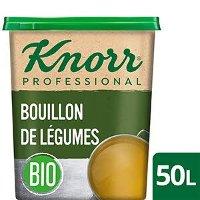 Knorr Bouillon de Légumes BIO 50L 1kg