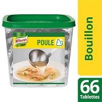 Knorr Bouillon de Poule 66 tablettes 10g