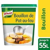Knorr Bouillon Pot au Feu Déshydraté 1,1kg jusqu'à 55L