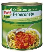 Knorr Collezione Italiana Sauce Peperonata 2,6kg
