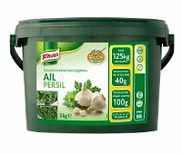 Knorr Couronnement des légumes Ail & Persil Déshydraté 5kg
