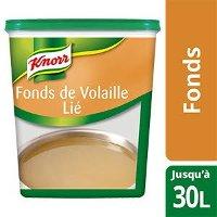 Knorr Fonds de Volaille Déshydraté 750g jusqu'à 30L