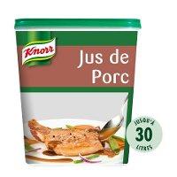 Knorr Jus de Porc Déshydraté 750g jusqu'à 30L