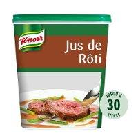 Knorr Jus de Rôti Déshydraté 750g Jusqu'à 30L