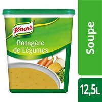 Knorr Potagère de Légumes 875g 50 portions