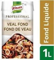 Knorr Professional Fond de Veau liquide Bouteille 1L
