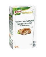 Knorr Professional Jus de veau lié liquide 1L