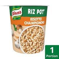 Knorr Riz Pot Risotto Champignons 75g