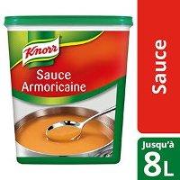 Knorr Sauce Armoricaine Déshydratée 800g Jusqu'à 8L