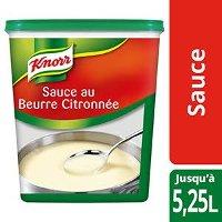Knorr Sauce au Beurre Citronnée déshydratée 1kg jusqu'à 5,25L
