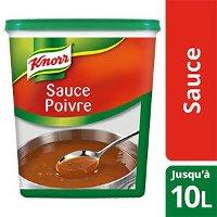 Knorr Sauce Poivre déshydratée 900g jusqu'à 10L