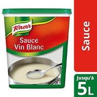 Knorr Sauce Vin Blanc Déshydratée 750G Jusqu'à 5L