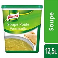 Knorr Soupe Poule Vermicelle 825g 50 portions