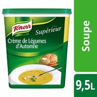 Knorr Supérieur crème de Légumes d'Automne 1,095kg 50 portions