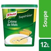 Knorr Supérieur Crème de maïs 1kg 48 portions