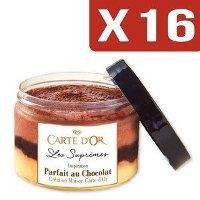 Les Suprêmes Inspiration Parfait au Chocolat x16