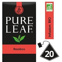 Pure Leaf BIO Infusion Rooïbos 20 sachets pyramides