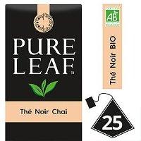 Pure Leaf BIO Thé Noir Chai 25 sachets pyramides